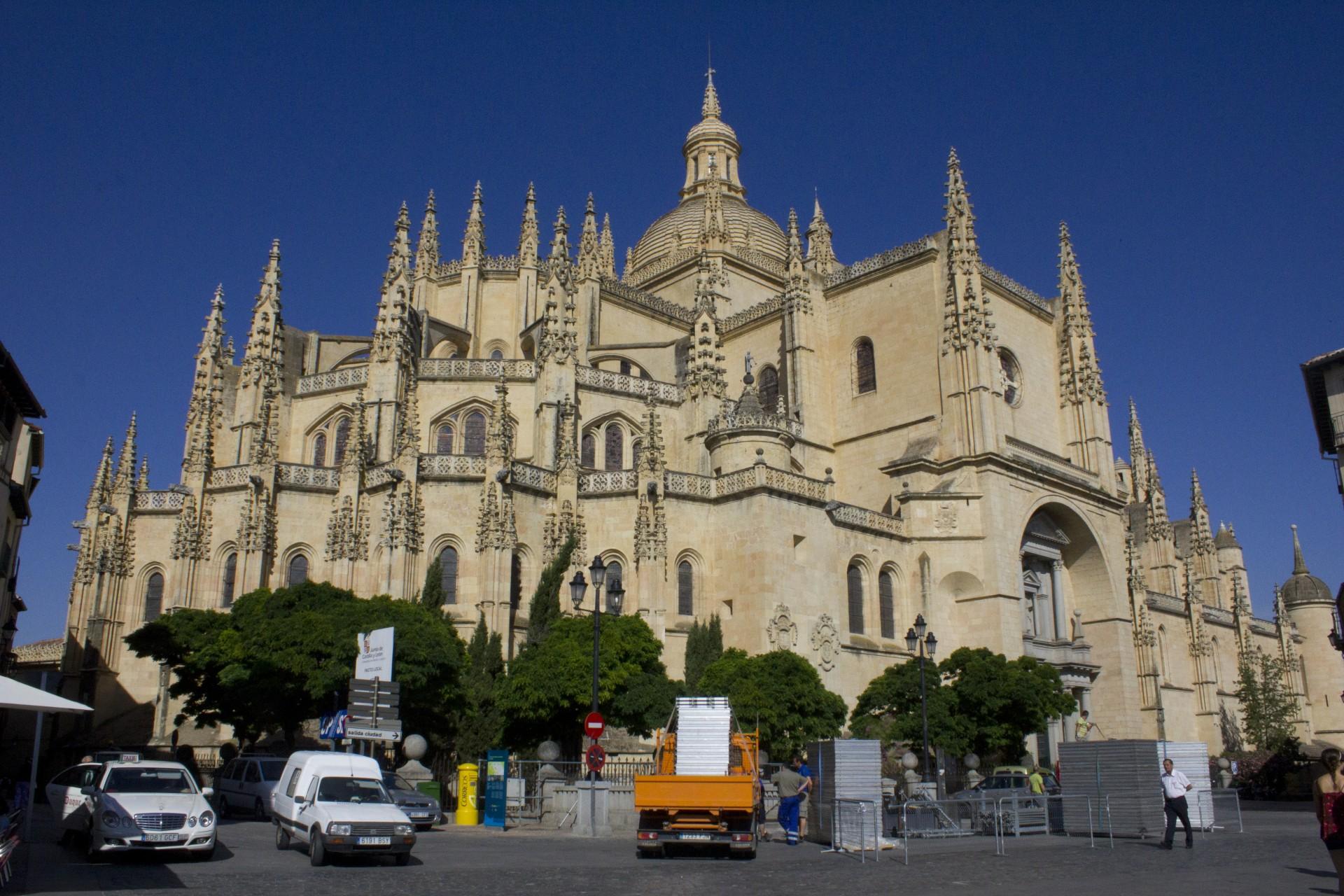 La Catedral de Segovia - Stephanie Elise PhotographyStephanie Elise Photography